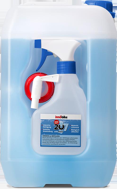 207 Bike Cleaner Active Wash